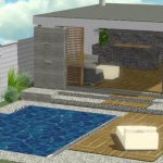 moderny altanok s terasovymi doskami