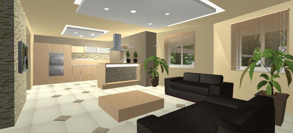 interierovy dizajn - zo stareho domu novy
